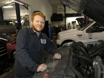 Lukas - Mechanic | Mackert Automotive