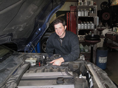 Ben - Mechanic | Mackert Automotive